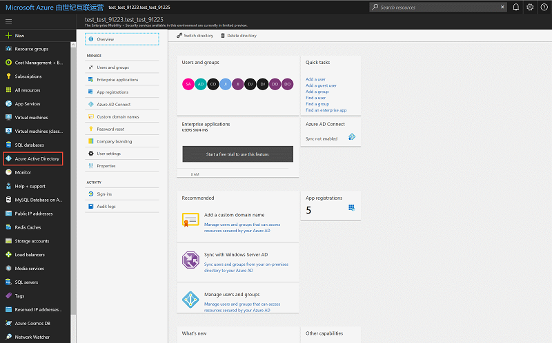 Add or modify Azure administrator subscription roles | Azure