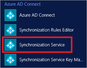 Sync Service Manager