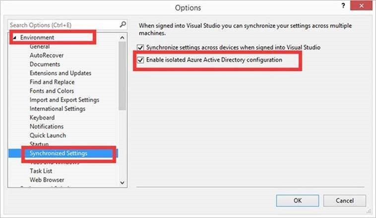 enable-isolated-azure-active-directory-configuration
